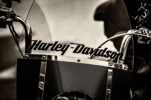 značka motorky